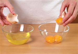 يحميك من ارتفاع ضغط الدم.. 4 فوائد صحية لبياض البيض