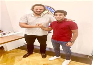 بيراميدز يحصل على خدمات أحمد حمودي