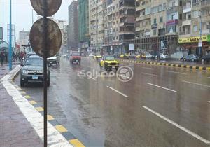 """""""الأرصاد"""" تعلن موعد سقوط أمطار على القاهرة وتغيير ملابس الصيف"""
