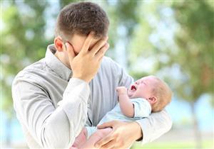 رغم دورات تربية الأطفال.. أب يروي معاناته مع اكتئاب ما بعد الولادة