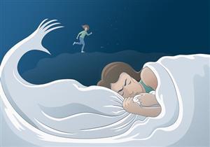 تطاردك أثناء النوم؟.. 6 طرق فعالة للتخلص من الكوابيس