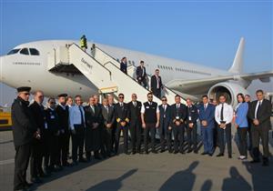 بالفيديو.. قائد الطائرة المصرية يكشف تفاصيل إجلاء المصريين من ووهان