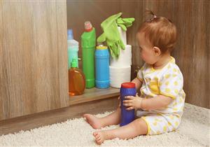 دراسة تحذر من المنظفات المنزلية: تهدد الأطفال بالربو
