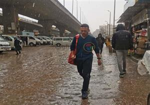 10 ساعات أمطار مقبلة.. الأرصاد تكشف موعد انتهاء موجة الطقس السيئ (صور)