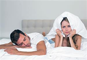 منها الضغط المرتفع..  4 أمراض يسببها لكِ شخير زوجك
