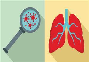 كيف تفرق بين التهاب الشعب الهوائية والالتهاب الرئوي؟.. إليك الأعراض
