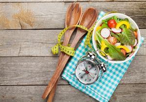 لفقدان الوزن.. كم عدد الساعات المناسب للامتناع عن تناول الطعام؟