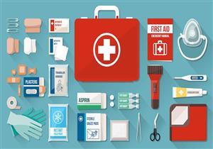 تحسبًا لأي طارئ.. 8 مستلزمات طبية يجب توافرها بمنزلك خلال فترة العزل (فيديوجرافيك)