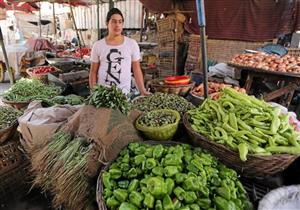 الخضر والفاكهة والدواجن تقود التضخم الشهري لتسجيل معدل سالب في أغسطس