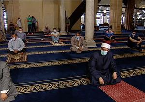 مع عودة صلاة الجمعة.. إرشادات يجب اتباعها للوقاية من كورونا في المساجد