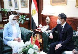 اتفاق مصري صيني لتصنيع لقاح كورونا في القارة الأفريقية