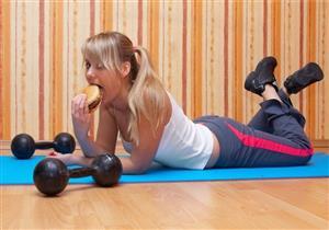 تزيد الوزن.. 4 أخطاء تجنبها عند ممارسة الرياضة