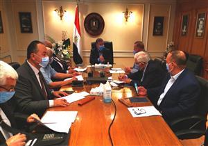 وزير قطاع الأعمال يبحث مع اتحاد المستثمرين فرص التعاون وسبل زيادة الصادرات