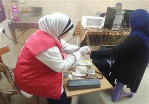فحص 1.6 مليون مواطن خلال 6 أيام بالمبادرة الرئاسية للأمراض المزمنة