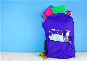 لحماية طفلِك من كورونا.. 6 أغراض يجب أن تتوفر بالحقيبة المدرسية