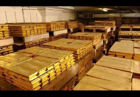 الذهب يقفز متجاوزا 1300 دولار للأوقية عقب اتفاق ''الإنقاذ الأمريكي''