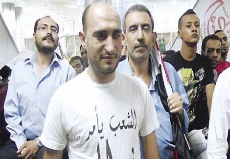 حوار- حرارة يحكي عن أحداث محمد محمود ويُطالب بمحاكمة المجلس العسكري بأكمله