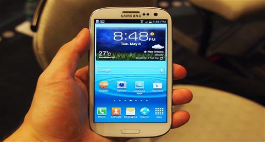سامسونج تطلق تطبيق Always-On-Display لهواتفها الفاخرة