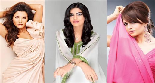 من أجمل 50 إمرأة في العالم.. 3 عربيات يحرزن مراتب متقدمة
