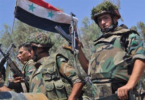 المعارضة السورية تشن هجوما لاستعادة مواقع في ريف حماة من القوات الحكومية
