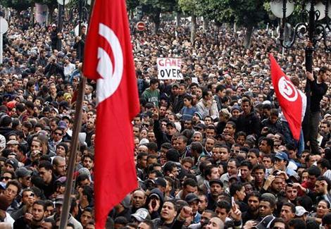 أبرز ما حققته وما لم تحققه الانتفاضة التونسية