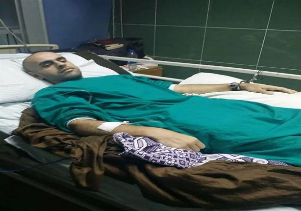 تدهور صحة محمد سلطان الناشط المصري الامريكي المضرب عن الطعام
