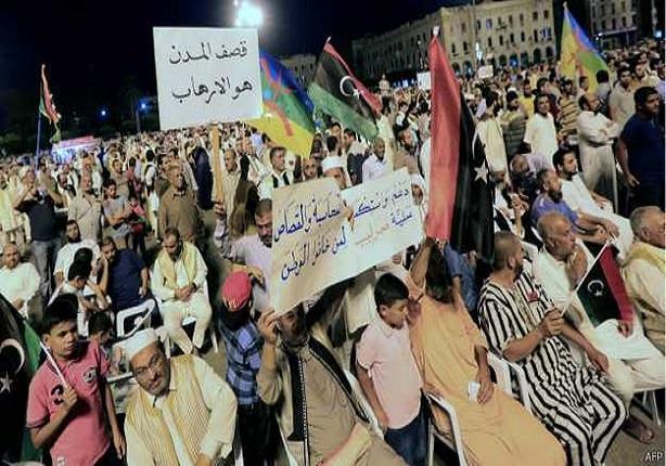 مخاوف أمريكية وأوروبية من تحول ليبيا إلى ''ملاذ آمن للإرهاب الدولي''
