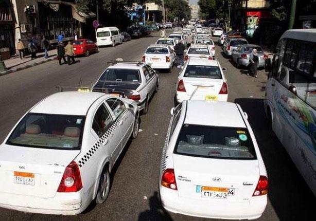 سيارات ملاكي تنتحل صفة تاكسي بالمخالفة للقانون