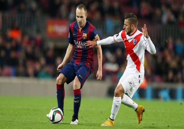 بالفيديو - برشلونة يتأهل إلى دور الـ16 لكأس الملك بـ''ثمانية هويسكا''