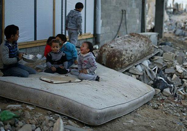 وزراء بحكومة الوحدة الفلسطينية يزورون غزة بعد ''مخاوف أمنية''