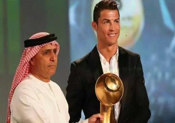 دبي تمنح رونالدو جائزة أفضل لاعب في العالم وأنشيلوتي أفضل مدرب