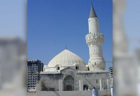 من مساجد المدينة .. مسجد أبو بكر الصديق