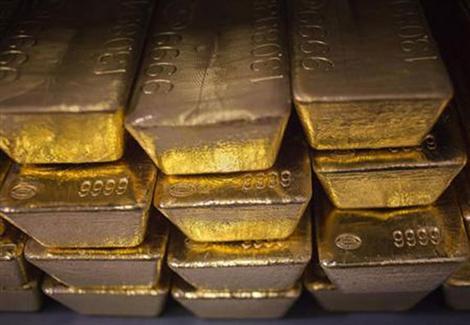 أسعار الذهب في أعلى مستوى في أربعة أشهر ونصف
