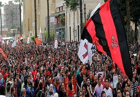 الألتراس تنظم وقفات احتجاجية اليوم لرفض تواجد الداخلية بالمدرجات