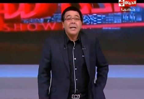أولى حلقات البرنامج الكوميدى الساخر بنى أدم شو للنجم أحمد أدم