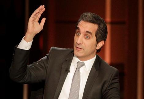 باسم يوسف :الحرب على الشباب في مصر ''ممنهجة''