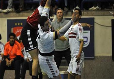 كرة يد.. الزمالك يحسم الدربي بالفوز على الأهلي في ختام المرحلة الأولى للمحترفين