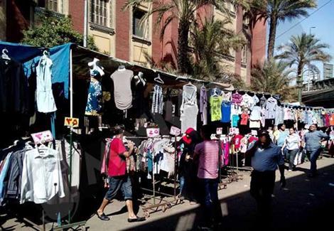 3b5582f6c في وكالة البلح .. سوق لولاد الذوات وفيه كل الماركات | مصراوى