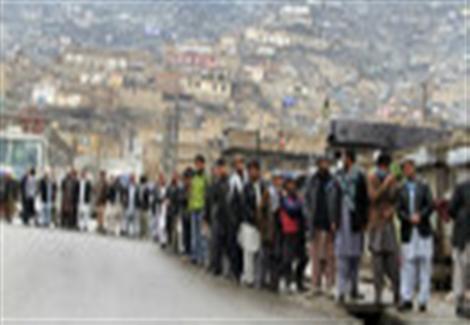الداخلية الأفغانية: قرابة 100 ألف جندي لتأمين الانتخابات الرئاسية