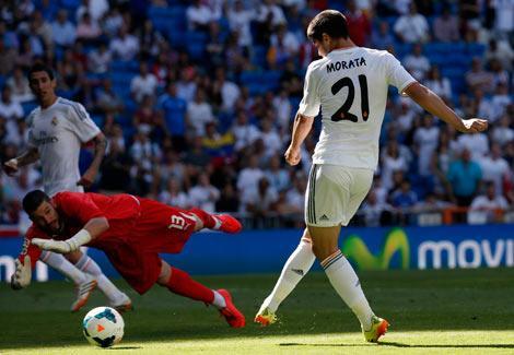 ريال مدريد يستعد لنهائي دوري الأبطال بالفوز على إسبانيول في ختام الليجا