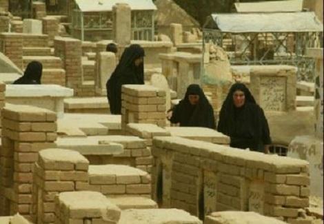زيارة النساء للقبور.. الجفري: يجب تجنب هذه المحظورات
