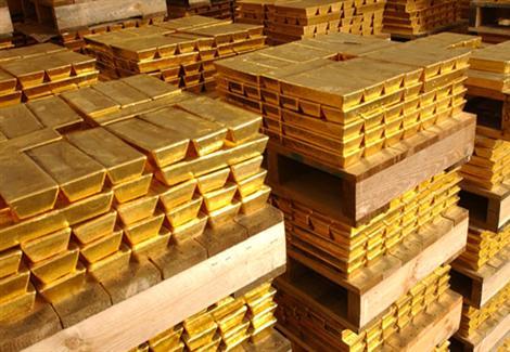 هبوط الذهب لأدنى مستوياته في 4 أشهر