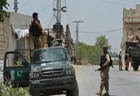 مقتل اثنين من منفذي الهجوم المسلح على فندق في باكستان   مصراوى