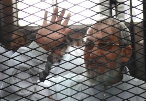 تعليقاً على إعدام 183 من بينهم المرشد..''مصر القوية'': الأحكام لن تهدأ الشارع