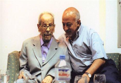 ''عين'' نجيب محفوظ تروي لـ''مصراوي'' ذكريات الأديب