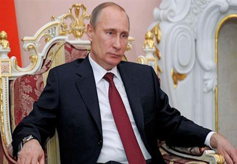 بوتين يدعو لبحث ''تأسيس دولة'' شرقي أوكرانيا