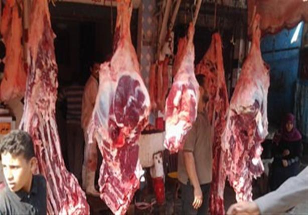 """""""الزراعة"""" تكثف حملاتها على محال بيع اللحوم قبل عيد الأضحى"""