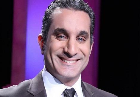 """باسم يوسف عن بلاغات طرده ومنعه من السفر: """"في نفس الوقت.. طب إزاي"""""""