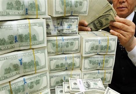 كيف ارتفع احتياطي النقد الأجنبي 50% في 2017 رغم سداد 30 مليار دولار؟