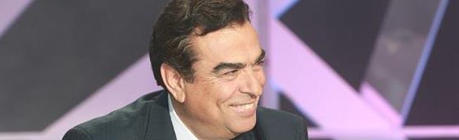 جورج قرداحي يصوّر حلقات جديدة من ''المسامح كريم'' على OSN